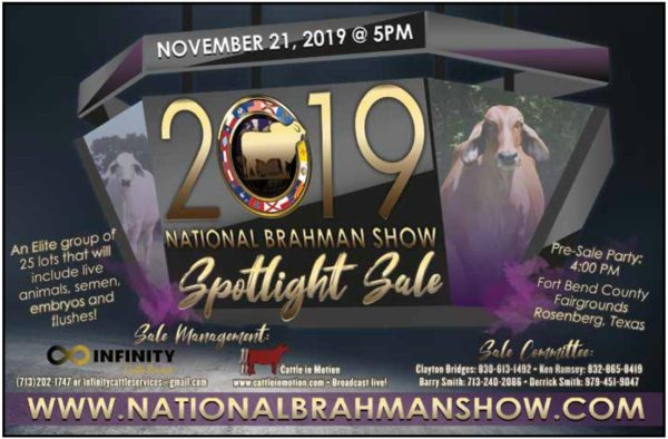 National-Show-Sale